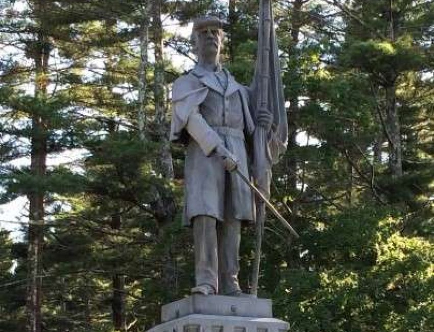 Carver Civil War Monument