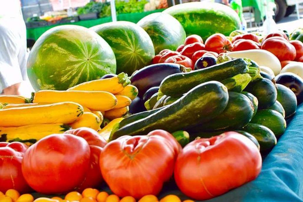 Carver farmers market