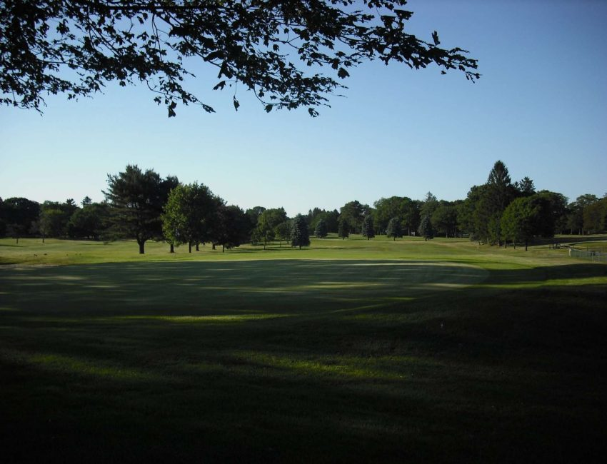 D. W. Field Golf Course