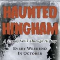 Haunted Hingham tour