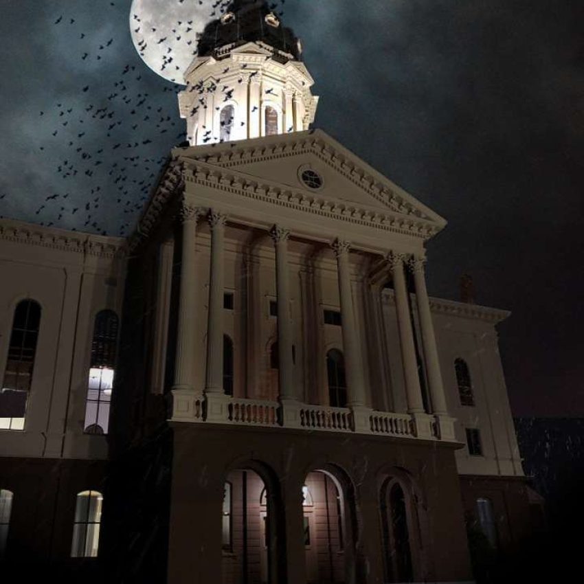 Middleboro Town Hall Haunted House Tour