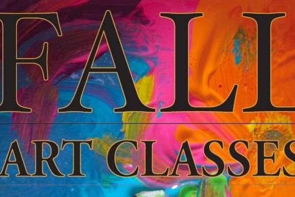 Plymouth Center for the Arts Fall classes