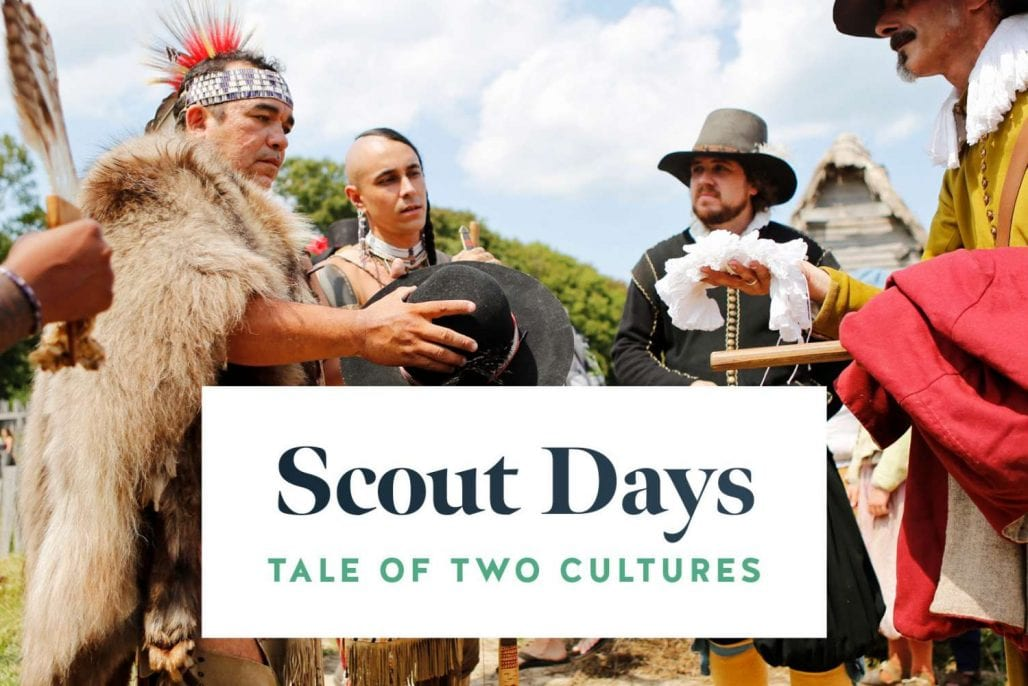 Scout Days Plimoth Patuxet