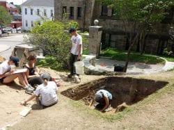 Pilgrim Hall Museum UMass Archaeology