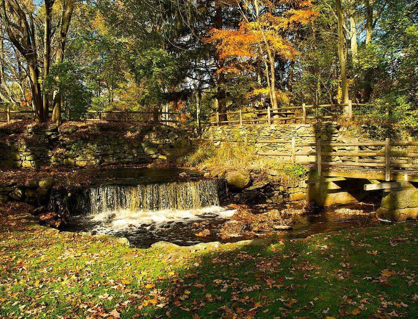 War Memorial Park Wests Bridgewater