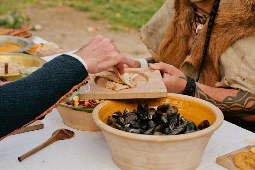 Plimoth Patuxet lunch & learn