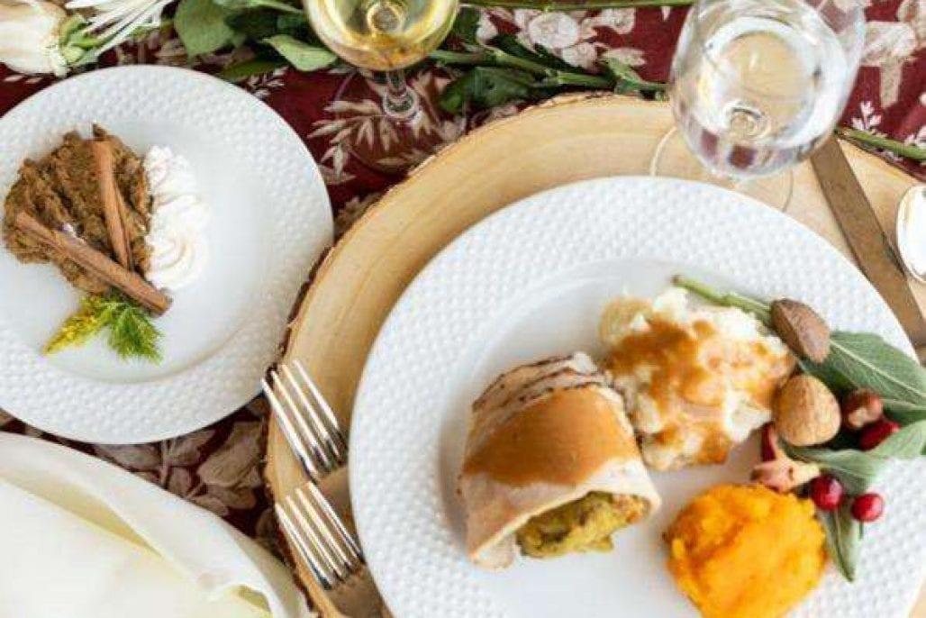 Plimoth Plantation Thanksgiving Catering