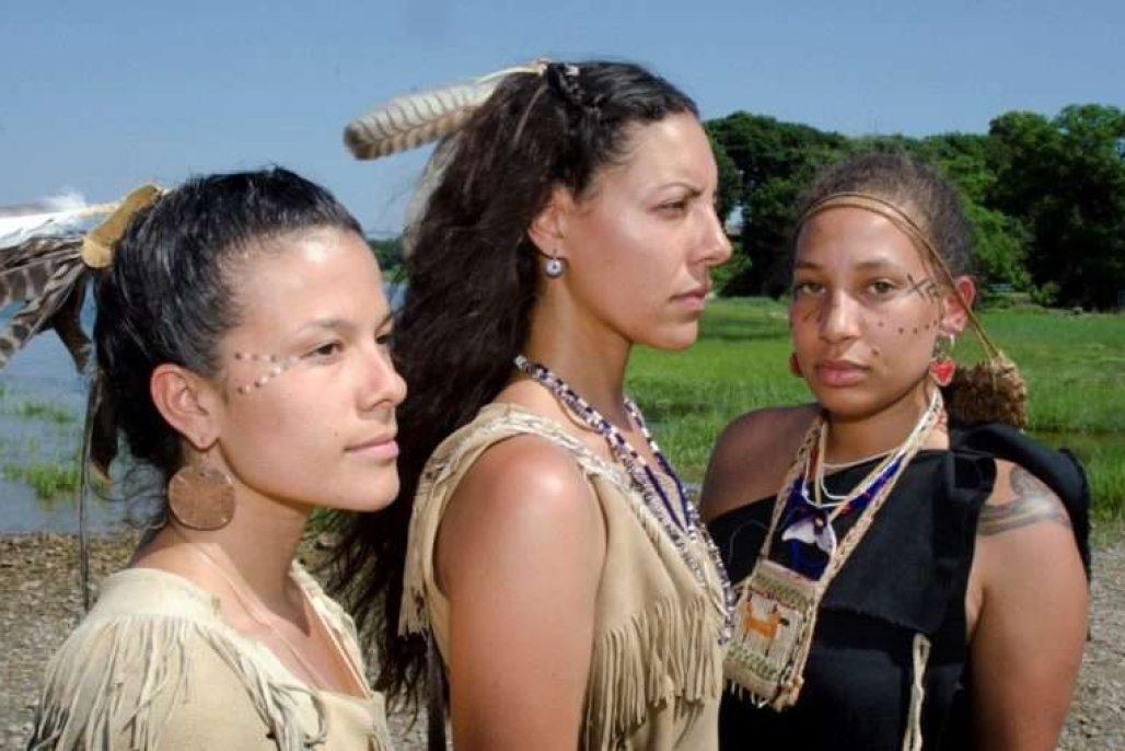Wampanoag Ancestors Walk Plymouth 400 event