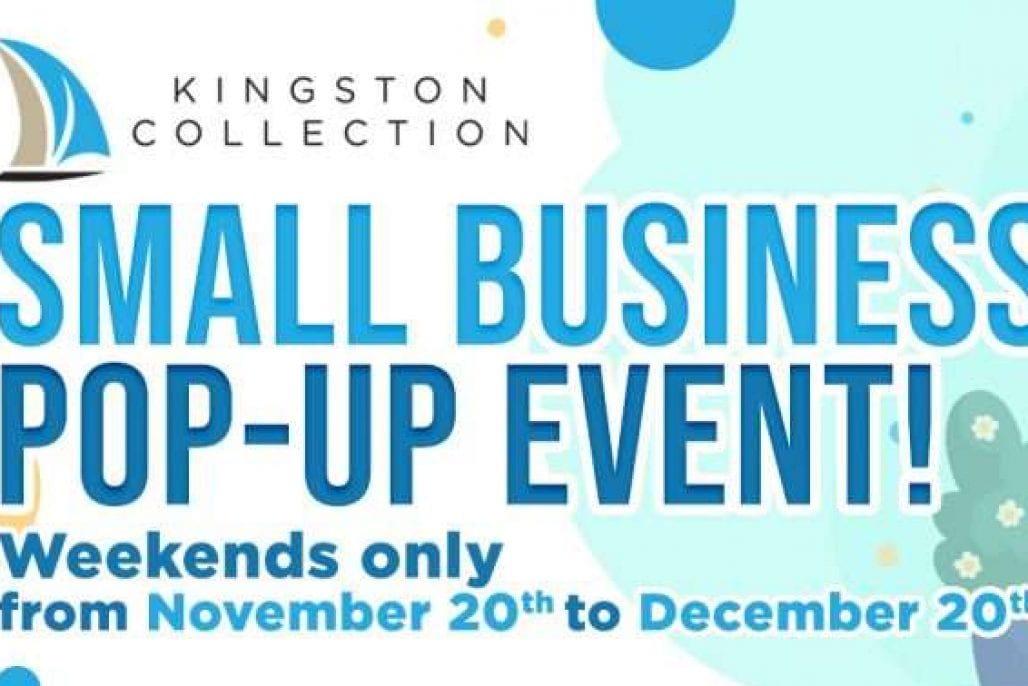 Kingston Collection Pop Ups