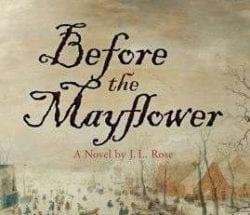 Before the Mayflower Alden House