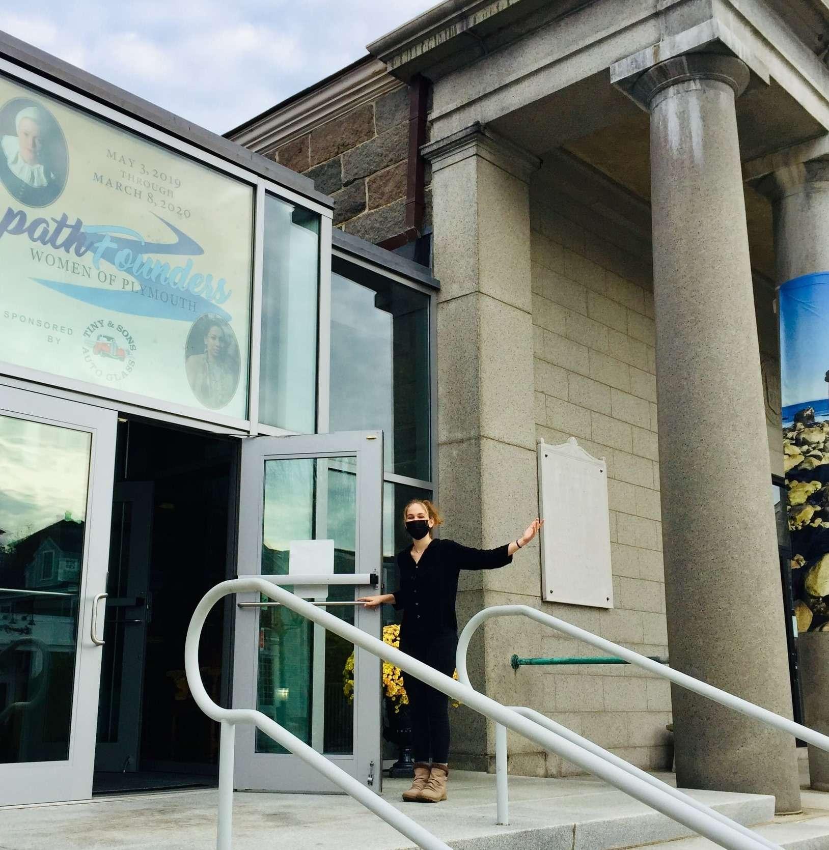 Pilgrim Hall Museum reopens