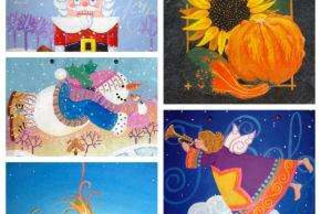Plymouth Center for the Arts Greeting Cards