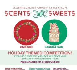 Celebrate Great Plymouth Scents Sweets