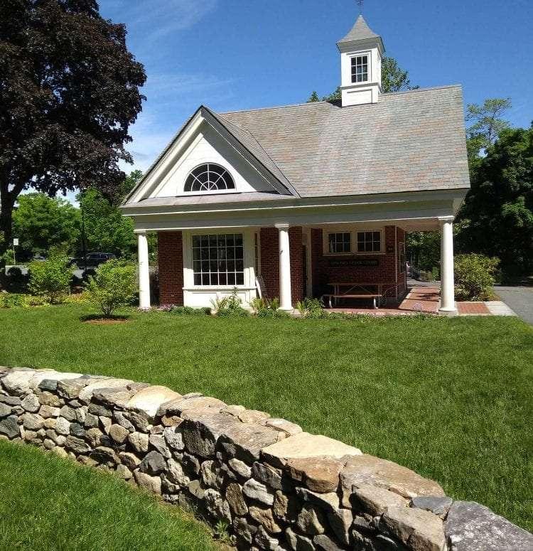 Concord Visitor Center