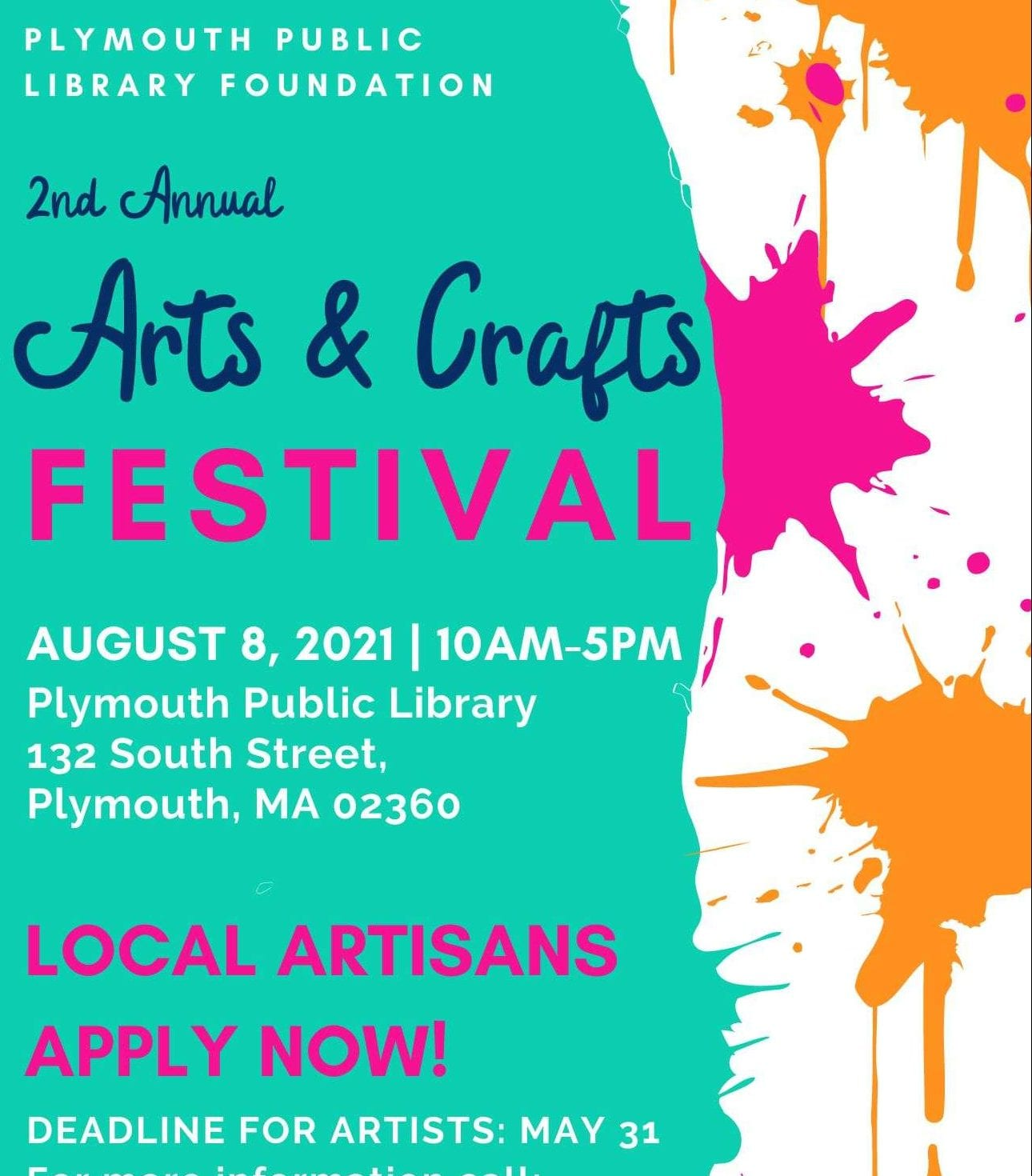 Plymouth Public Library event