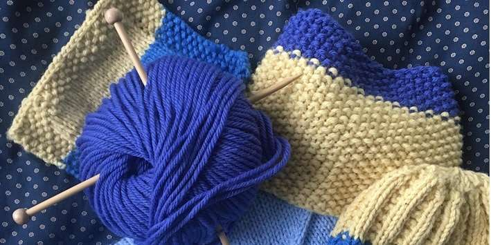 Fuller Craft Knitting