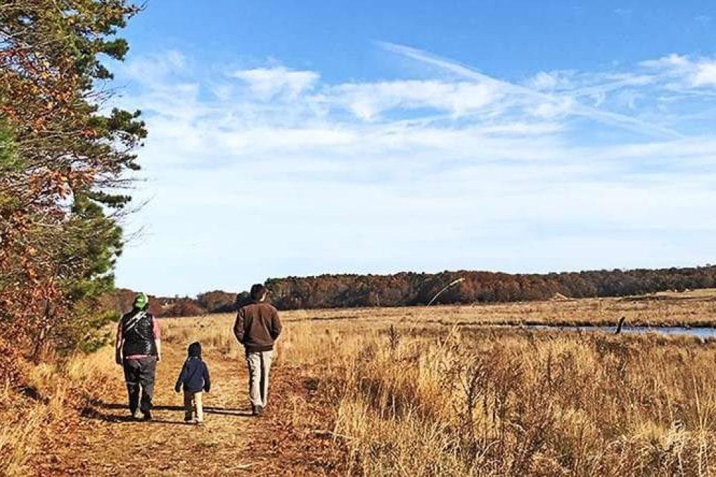 Mass Audubon Tidmarsh Wildlife Sanctuary