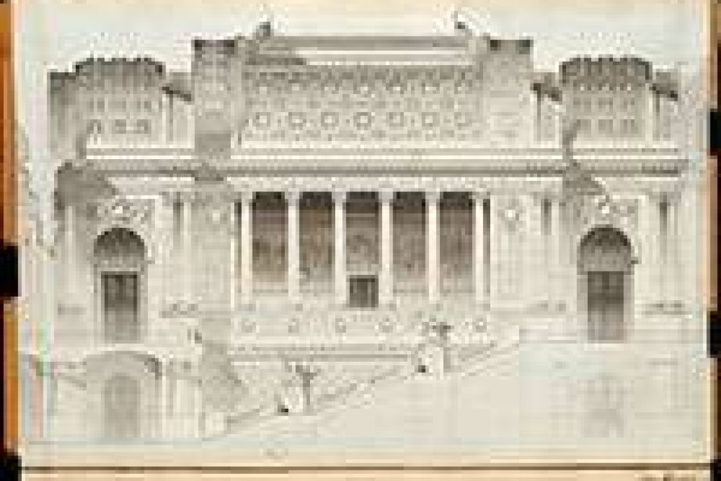 Newport Mansions lecture