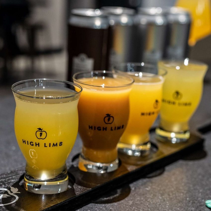 High Limb Cider