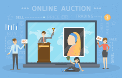 Plymouth Library Auction
