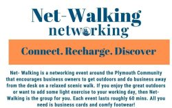 Plyouth Area Chamber of Commerce event