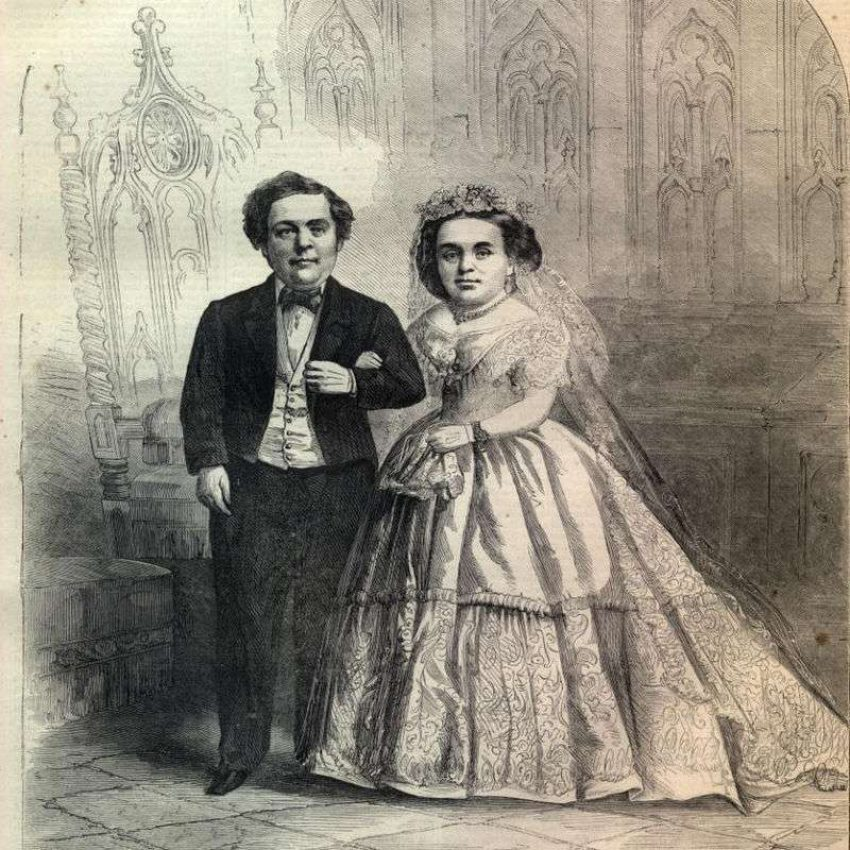 General & Mrs. Tom Thumb