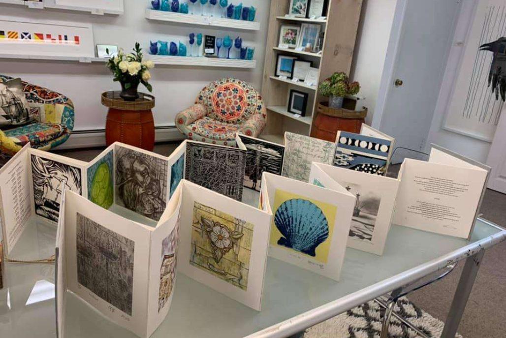 Inky Hands Print Studio & Gallery