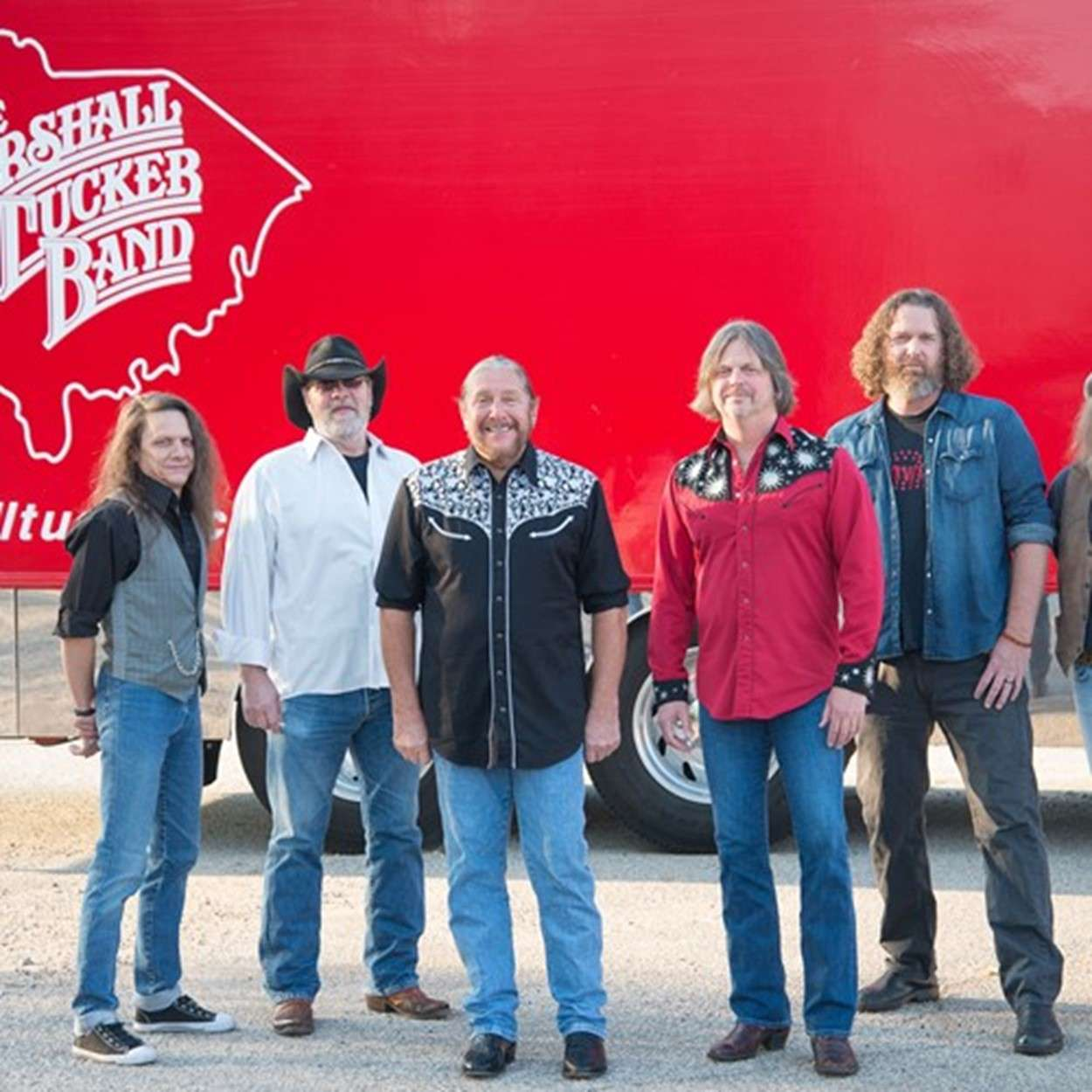 Marshall Tucker Band Spectacle Live