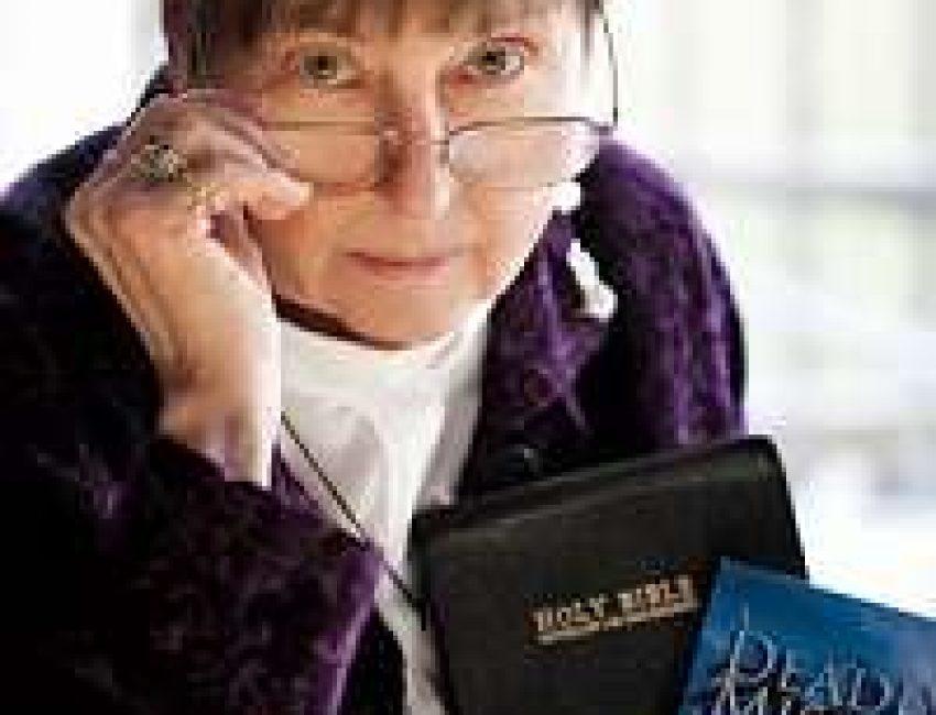 Rev Judith Campbell author