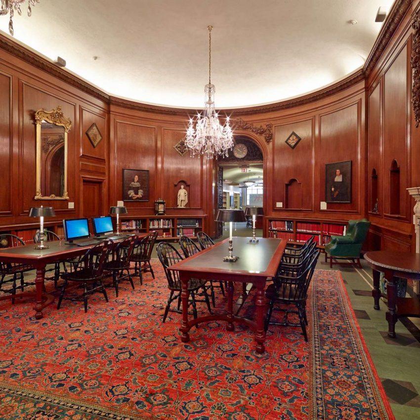 New England Historic & Genealogical Society Boston Massachusetts