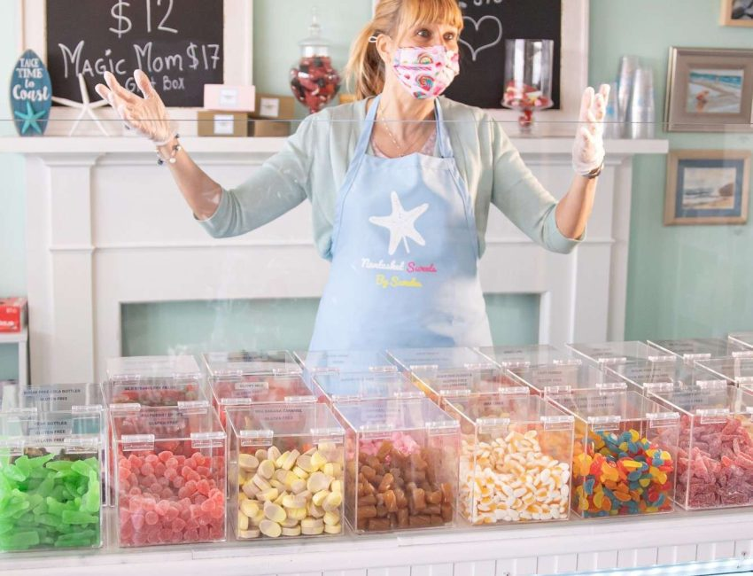 Nantasket Sweets by Swedes