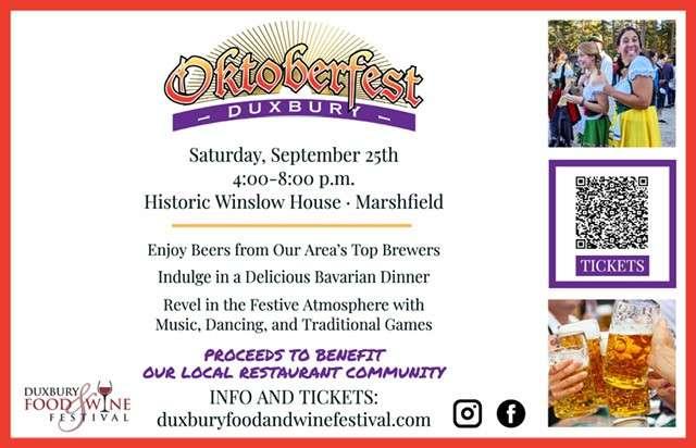 Oktoberfest Duxbury Lions Club