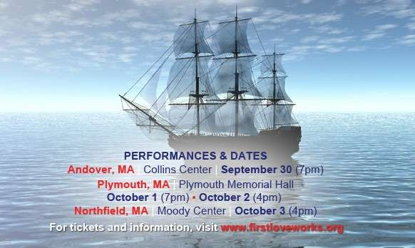 Plymouth Rock Foundation event