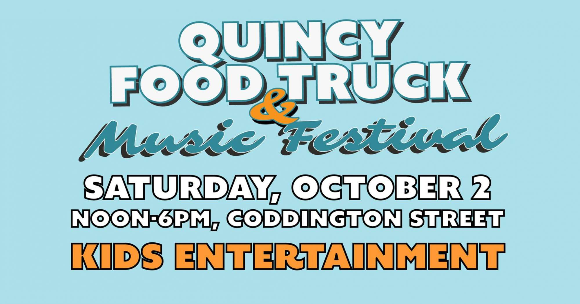 Discover Quincy Food Truck Fest